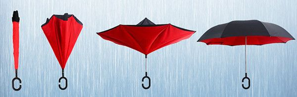 Ветрозащитный зонт