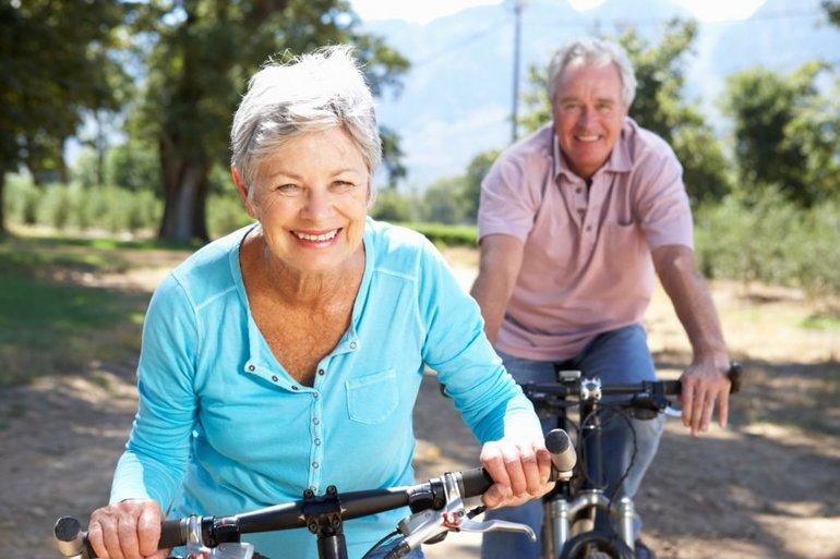 Здоровый образ жизни в пожилом возрасте