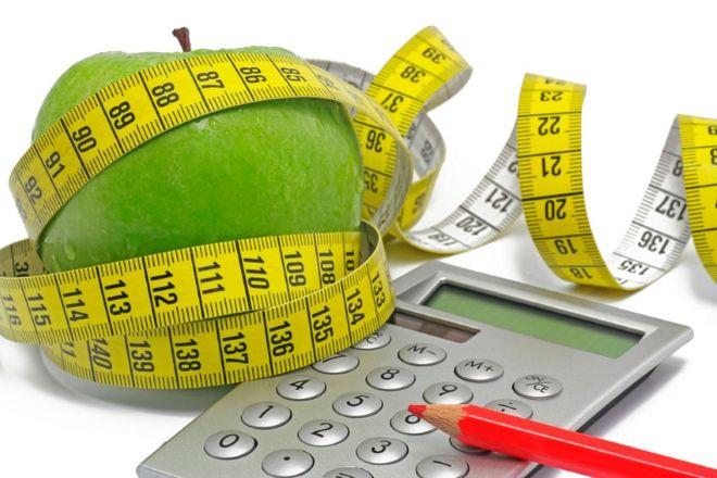 Расчет калорий