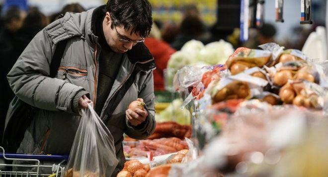 Выбор продуктов на рынке