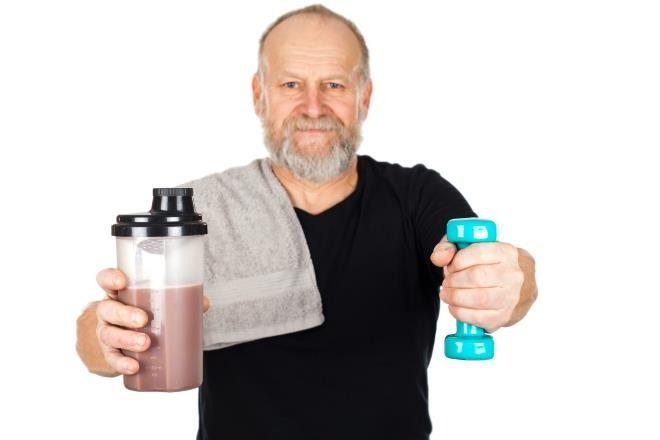 Протеин и спорт