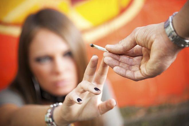 Привыкание к марихуане