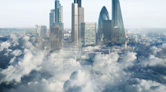 Загрязнение в мегаполисе