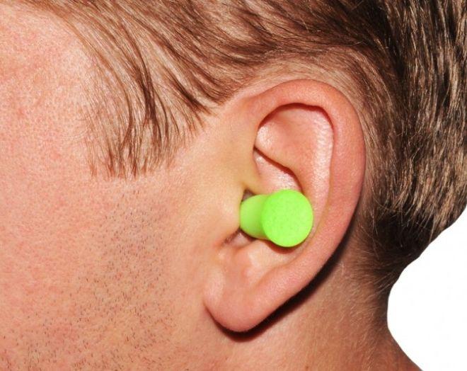 Инородное тело уха