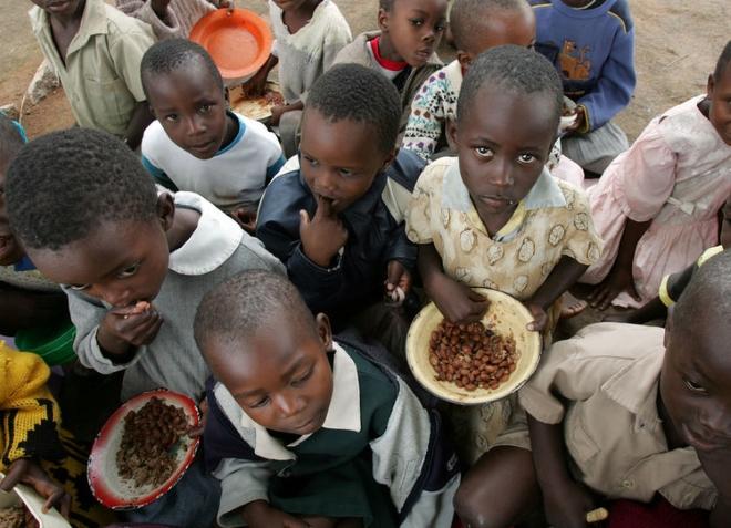 Продовольственные проблемы