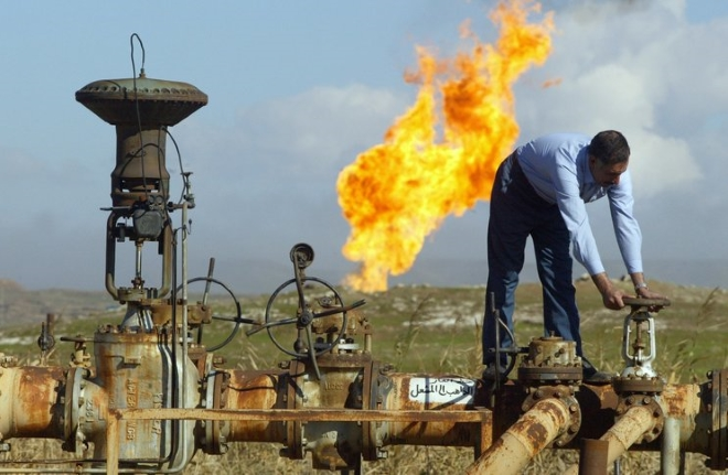 Борьба за нефть