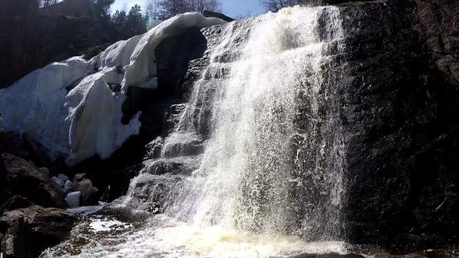 """Водопад """"Гадельша"""""""