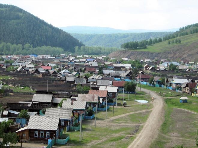 Деревня Кутаново Бурзянский район