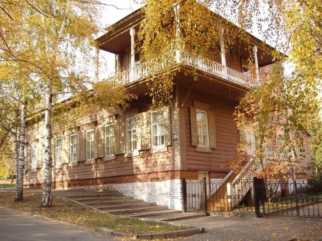 Мемориальный дом-музей С.Т. Аксакова
