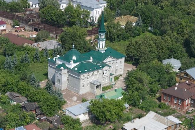 Первая соборная мечеть в Уфе