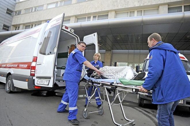 Госпитализация пострадавшего