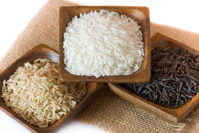 Виды длиннозерного риса