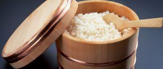 Приготовление длиннозерного риса