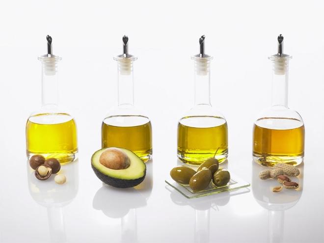 Растительные масла для кожи