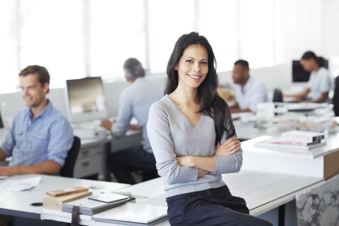 Работа женщине