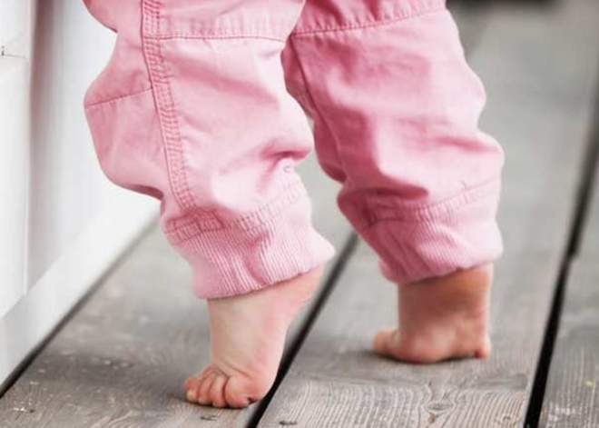 Ходьба на носочках