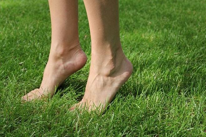 Хождение по траве