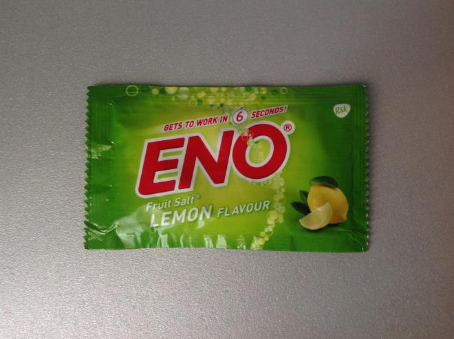 Фруктовая лимонная соль