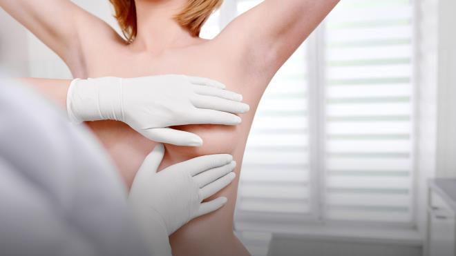 Обследование молочных желез