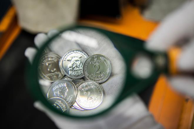 Монеты под лупой