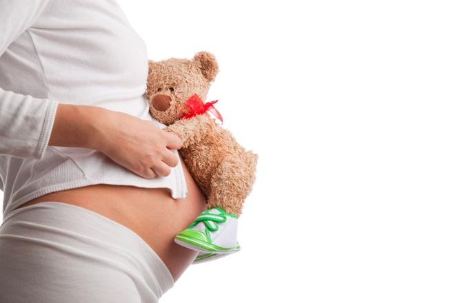Набор веса при беременности