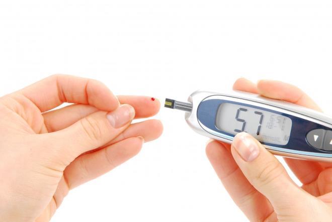 Измерение сахара крови