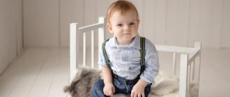 Рост, вес и развитие ребенка в 2 года