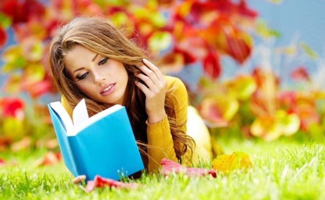 Чтение на воздухе