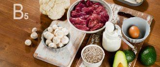 Что такое пантотеновая кислота (витамин B5) и для чего он нужен организму