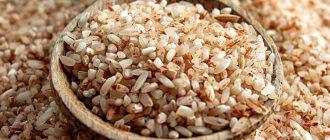 Как варить бурый рис и готовить