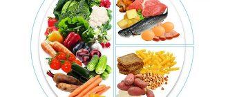 Сбалансированное питание - примерное меню на неделю для всей семьи на каждый день