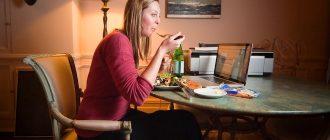 Столик на одного. Как обед в одиночестве меняет вашу диету?