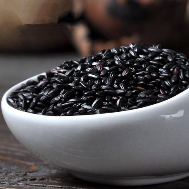 Черный рис - рецепты приготовления