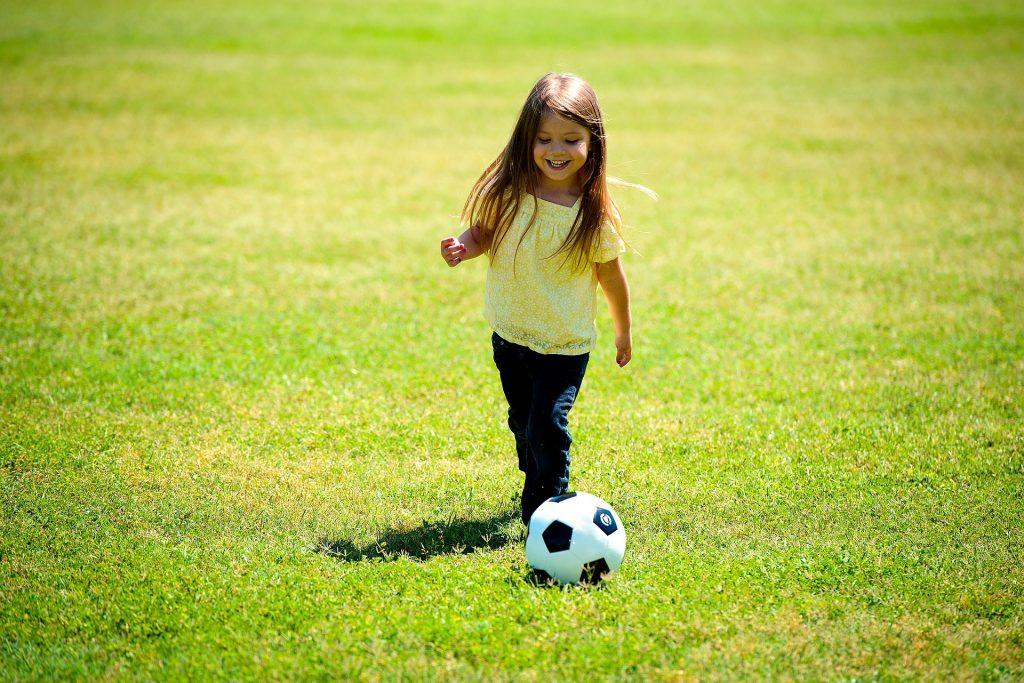 Подвижные игры на улице с ребенком 3 лет