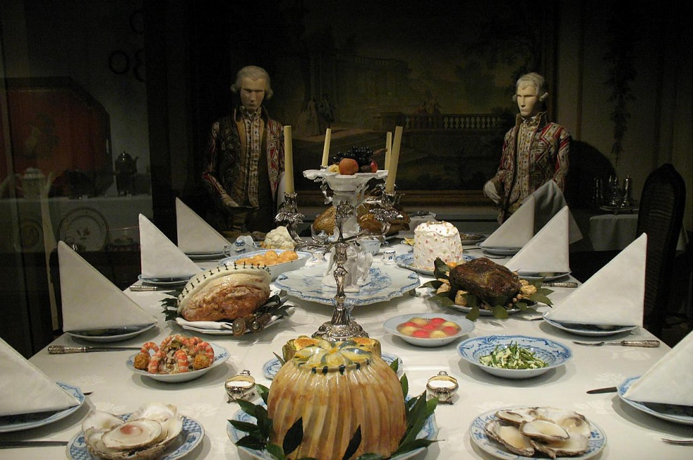Что на завтрак ела Екатерина II?