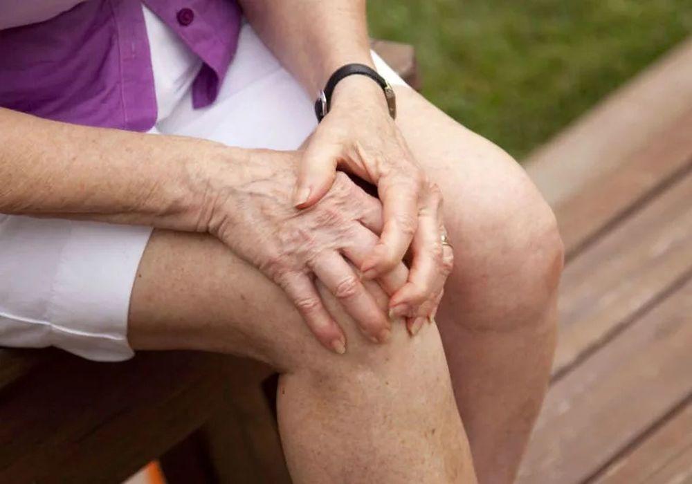 Артрит - болят колени и руки