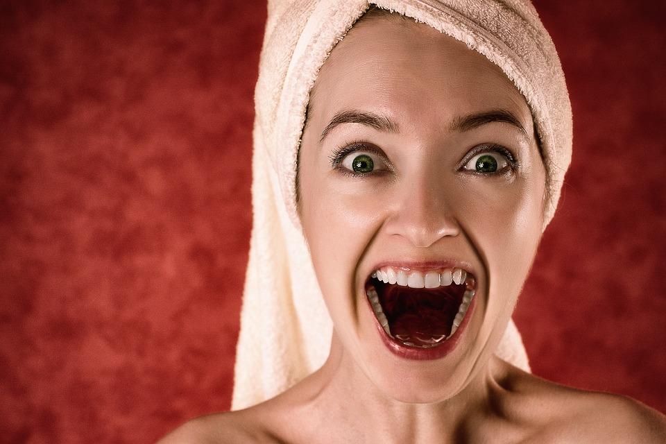 При частом мытье человек стареет быстрее!