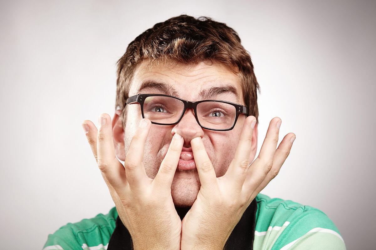Почему полезно ковырять в носу?