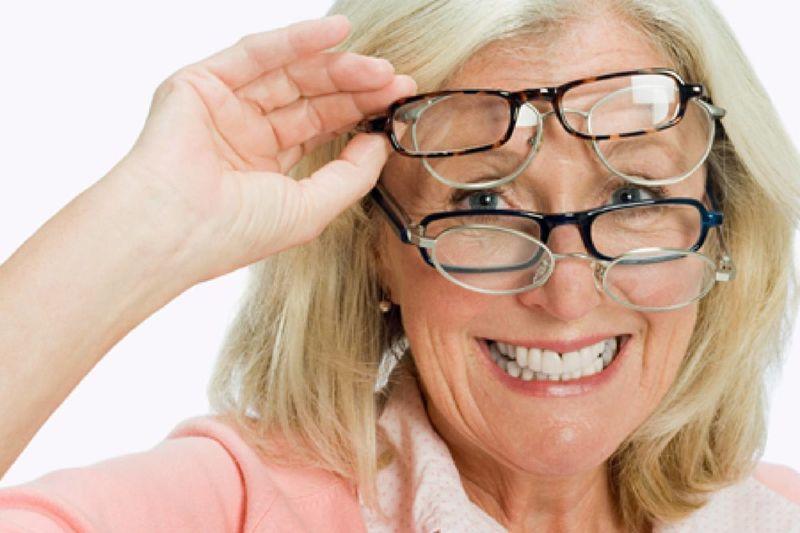 Ношение очков вызывает дискомфорт, как сделать их более удобными