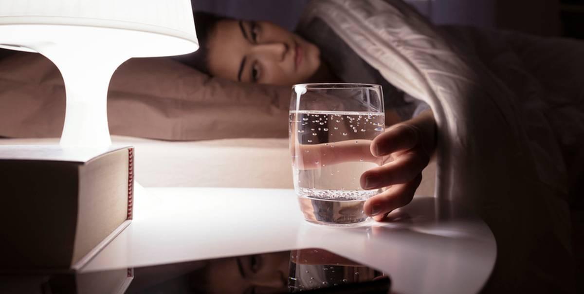 Если вы просыпаетесь от жажды ночью, то есть повод обратиться к врачу
