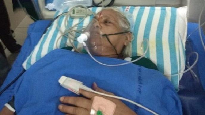 В Индии 74-летняя женщина родила близнецов, их 78-летний отец на следующий день попал в больницу с сердечным приступом