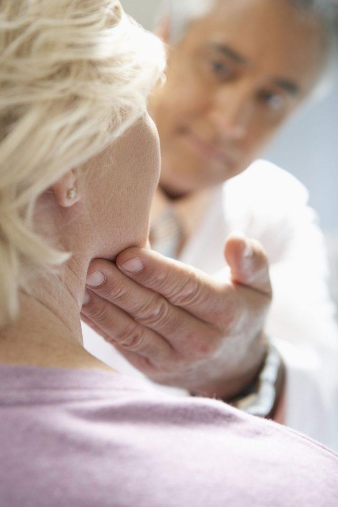 Что может сказать шея о вашем здоровье?