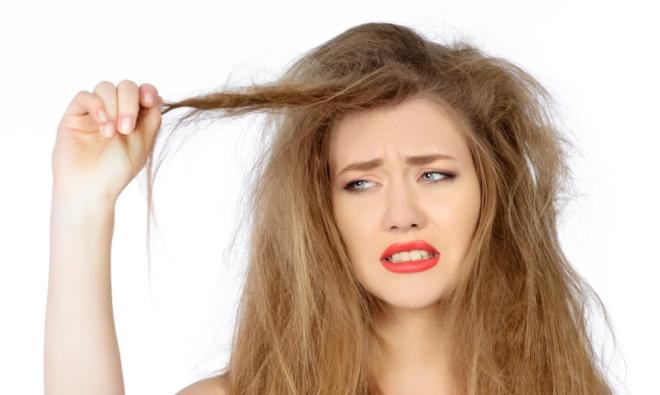Очень сухие волосы: что делать в домашних условиях