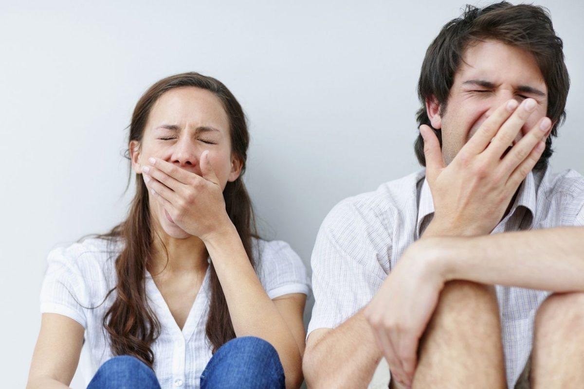 Частая зевота - один из симптомов сердечных заболеваний