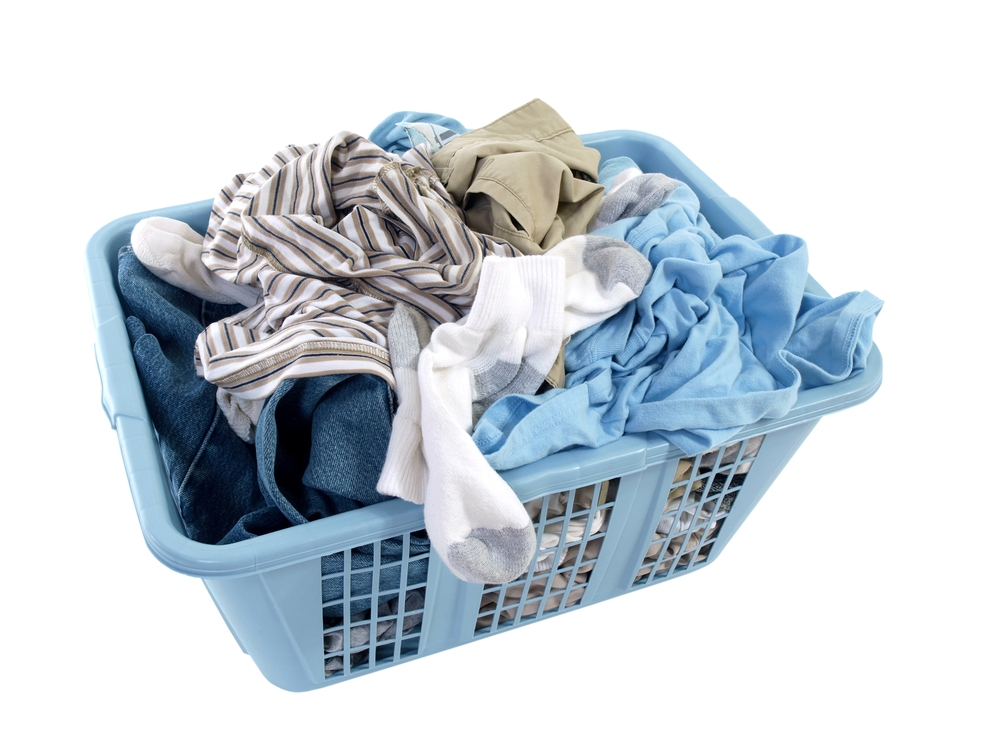 Жена отказывается стирать мои вещи