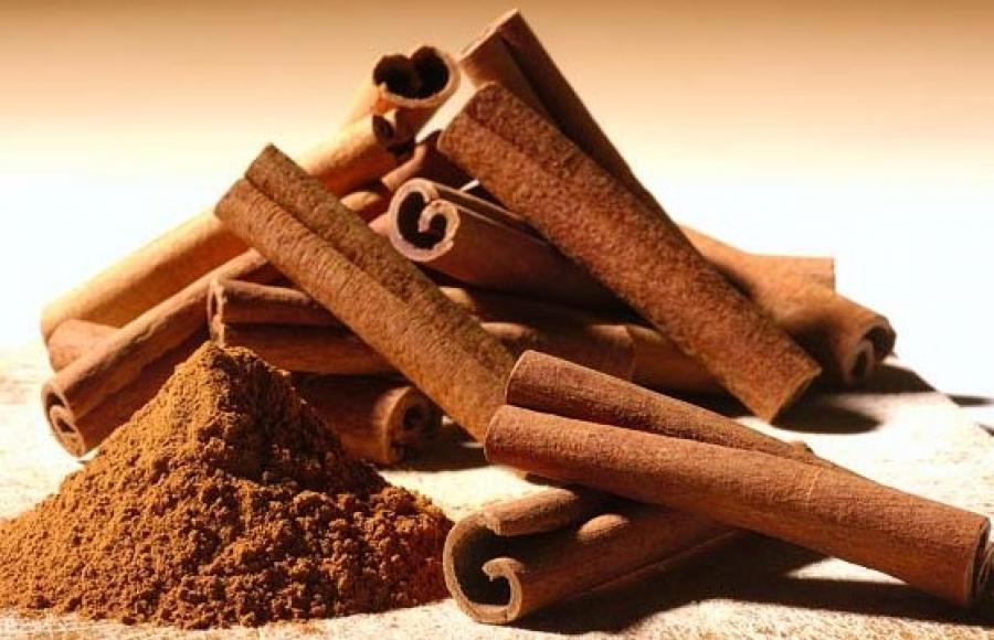 Употребление корицы снижает уровень сахара и холестерина в крови