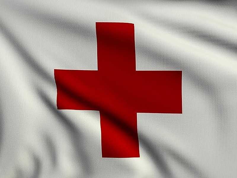 Почему знак скорой помощи красный крест на белом фоне