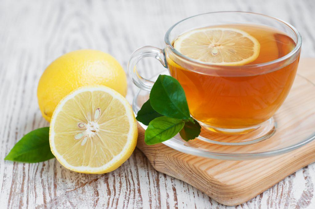 Вред чая с лимоном для здоровья