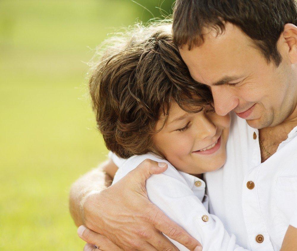Почему маленькие дети всегда прощают своих родителей