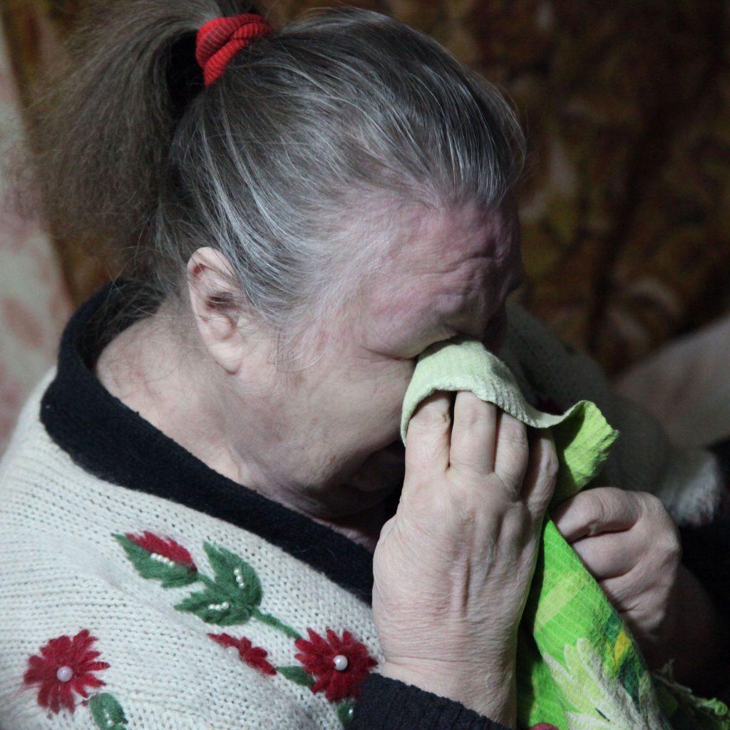 77-летний дедушка на старости лет бросил супругу и ушёл жить к другой женщине